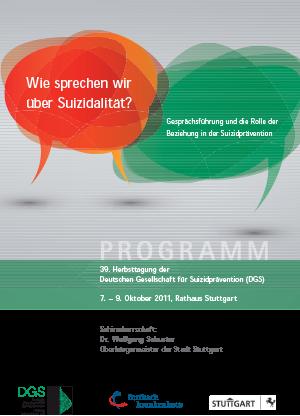 Programm DGS-Jahrestagung