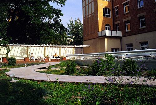 Krankenhäuser für Psychiatrie